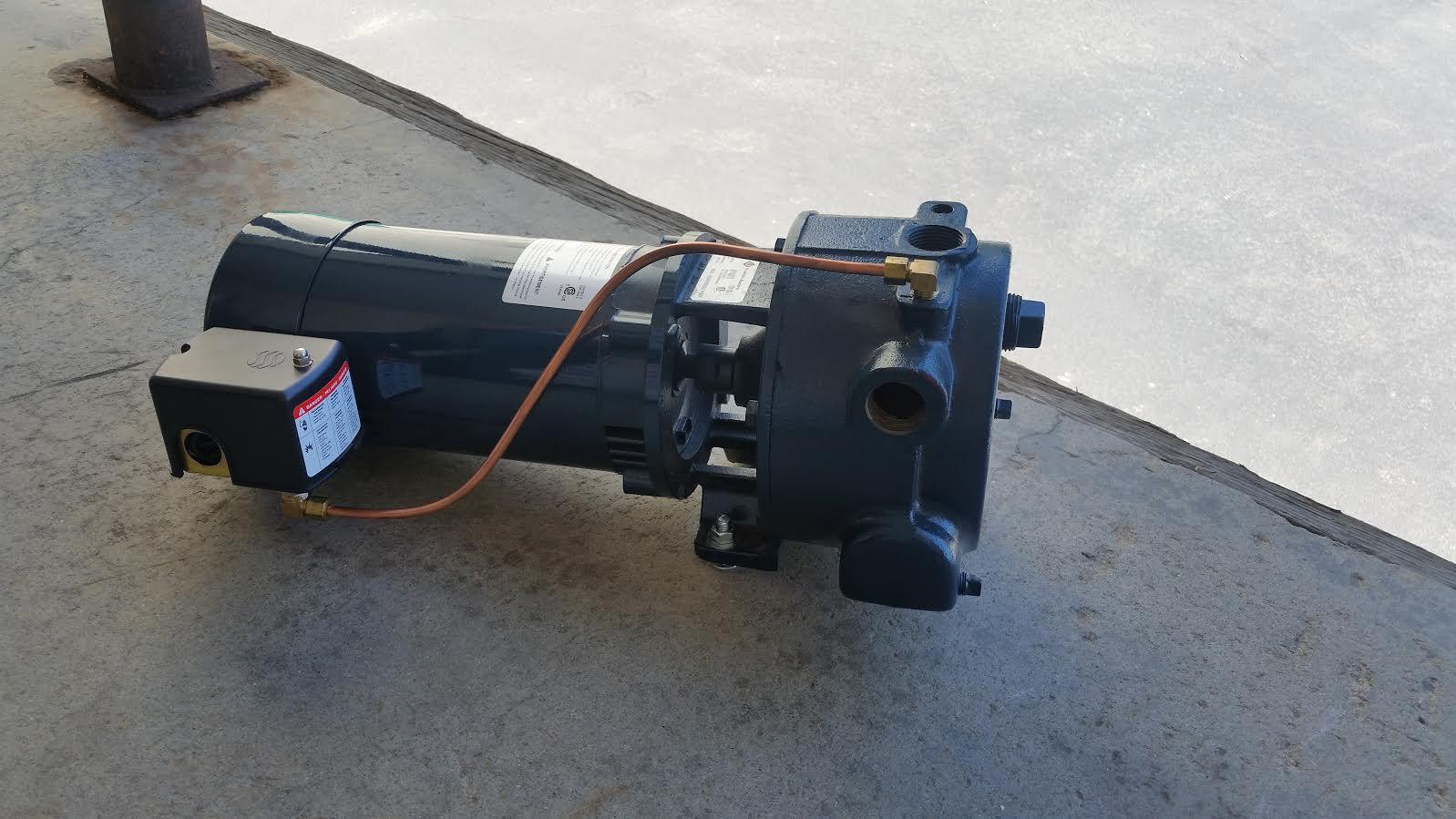 Franklin Electric Jrm1ci C 91110890 Rm2 Series Jet Pump