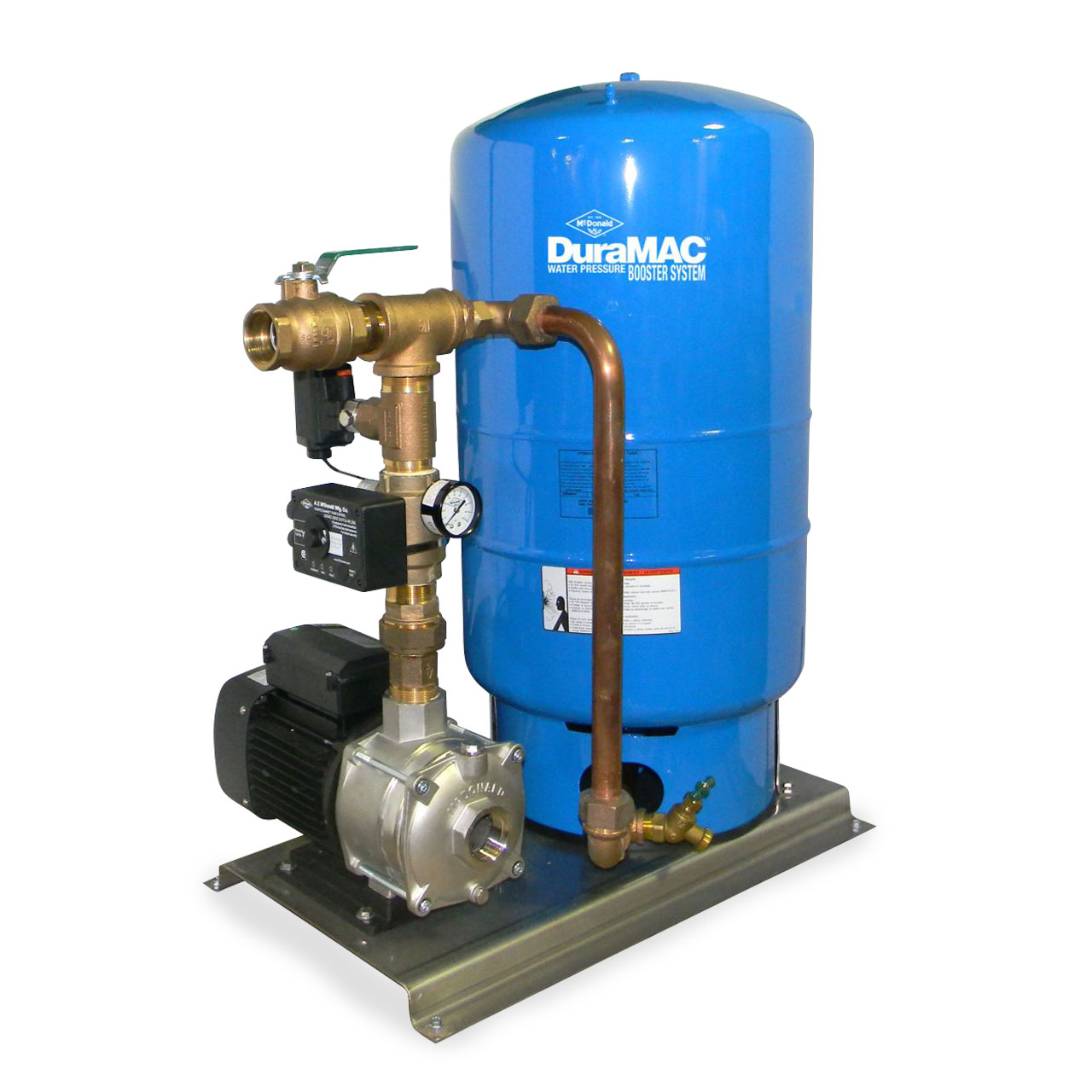 Inline Expansion Tank : A y mcdonald mfg co c pc s
