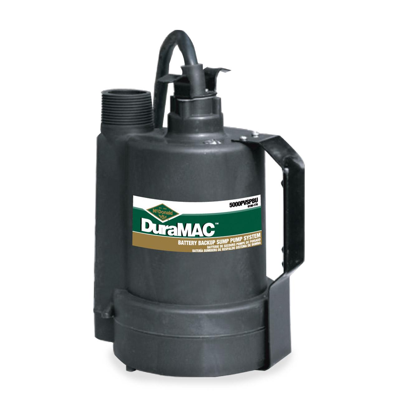 Sump Pump Systems : V sump pump backup battery system