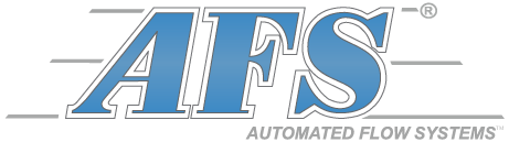 Automatic Flow Systems AFS Logo Graphic