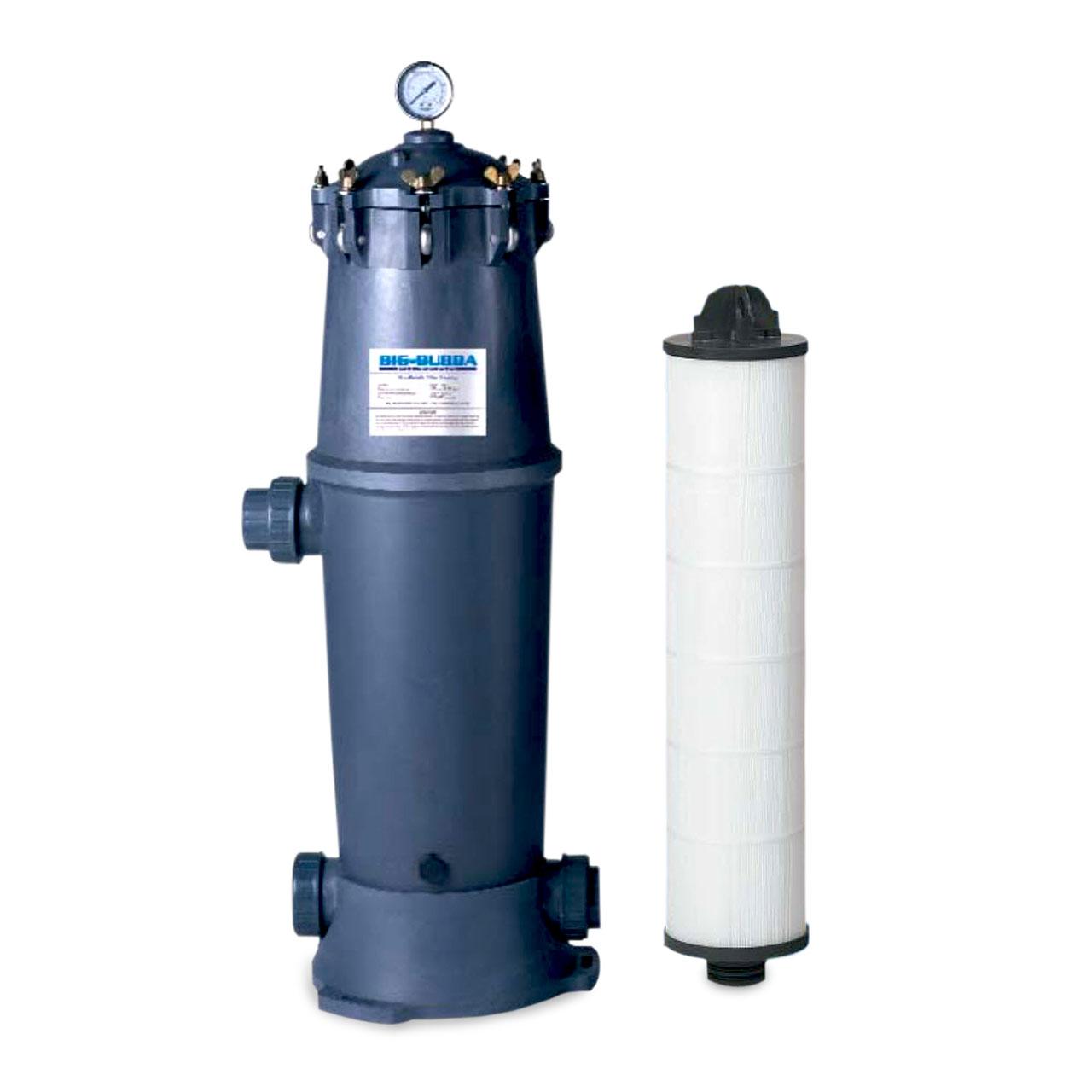 Big Bubba Plastic Filter Housing Large Water Filter Housing