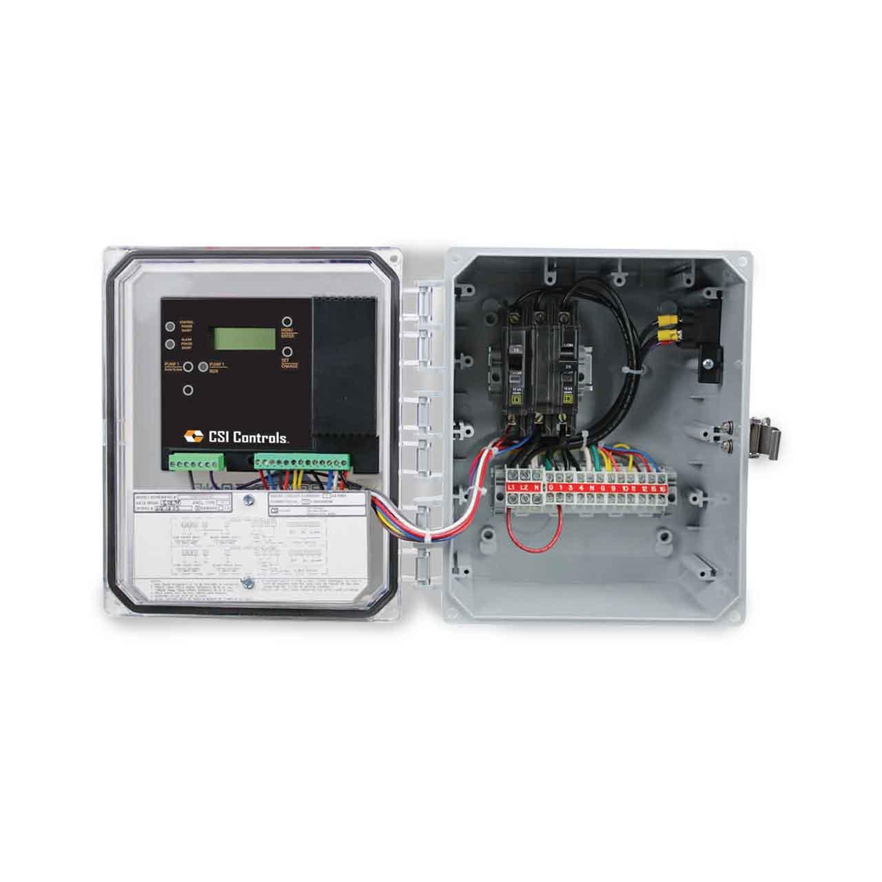 Csi Controls Csi Controls Pzsf230 Power Zone Simplex