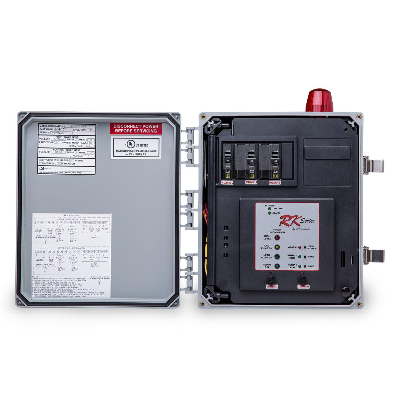 Csi Controls Csi Controls Rkdf115cb X Hd1 Ibtd Rk Duplex