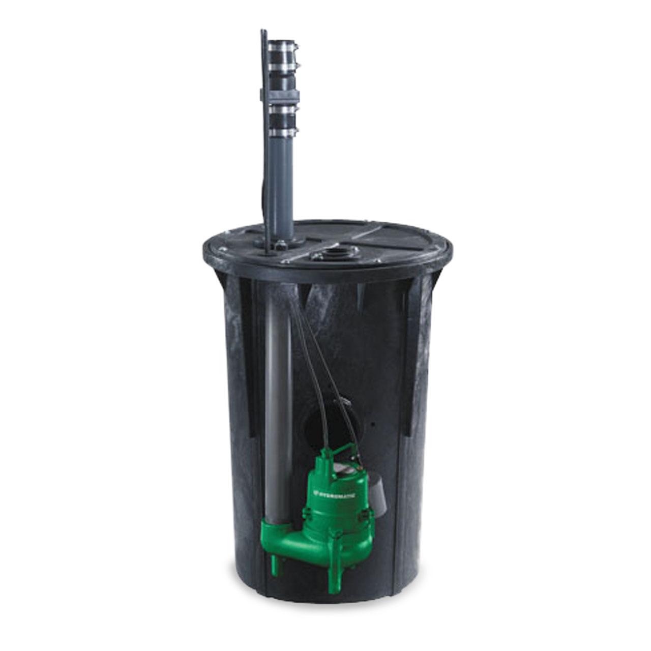 Hydromatic Pump Hydromatic 218 Unassembled Sewage