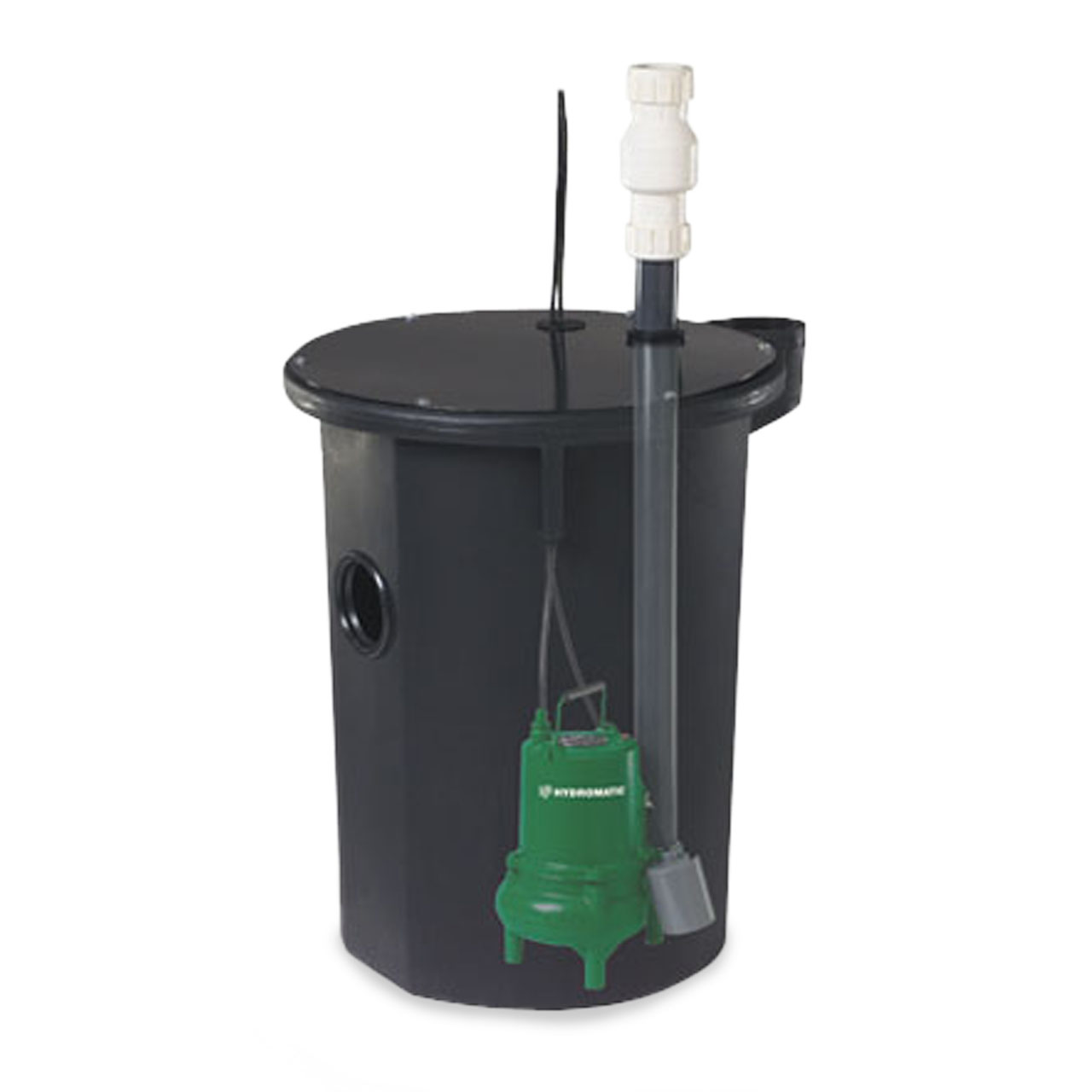 Hydromatic Pump Hydromatic 224 Unassembled Sewage