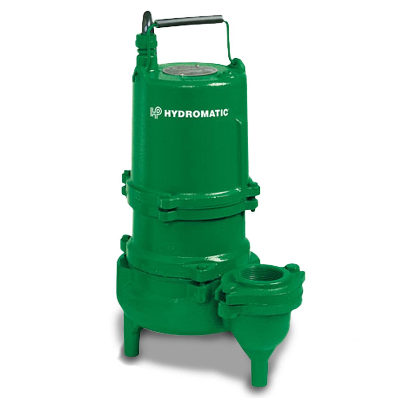 Hydromatic Pump Hydromatic Skhs200m2 Submersible Sewage