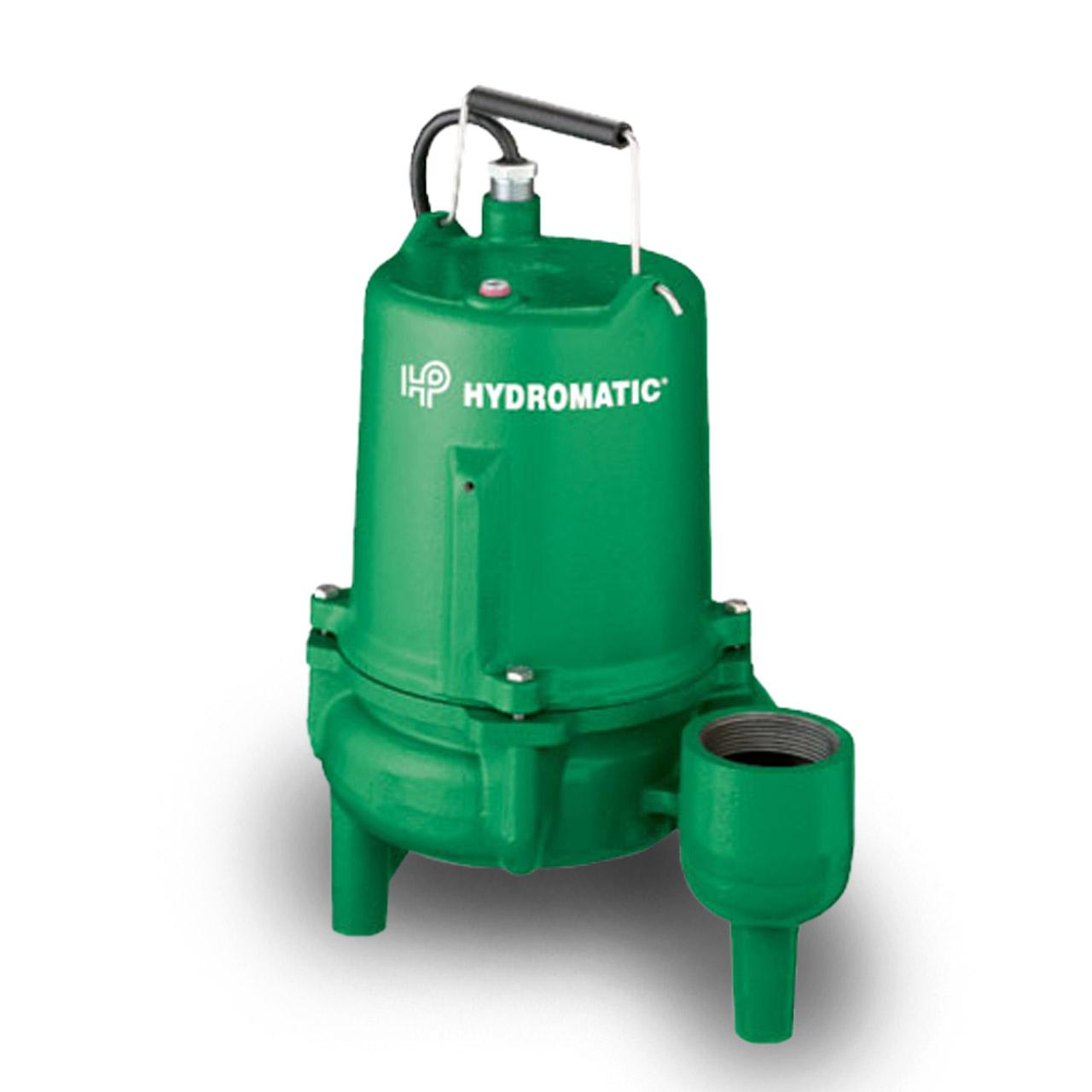 Hydromatic Pump Hydromatic Skv50aw1 Submersible Sewage