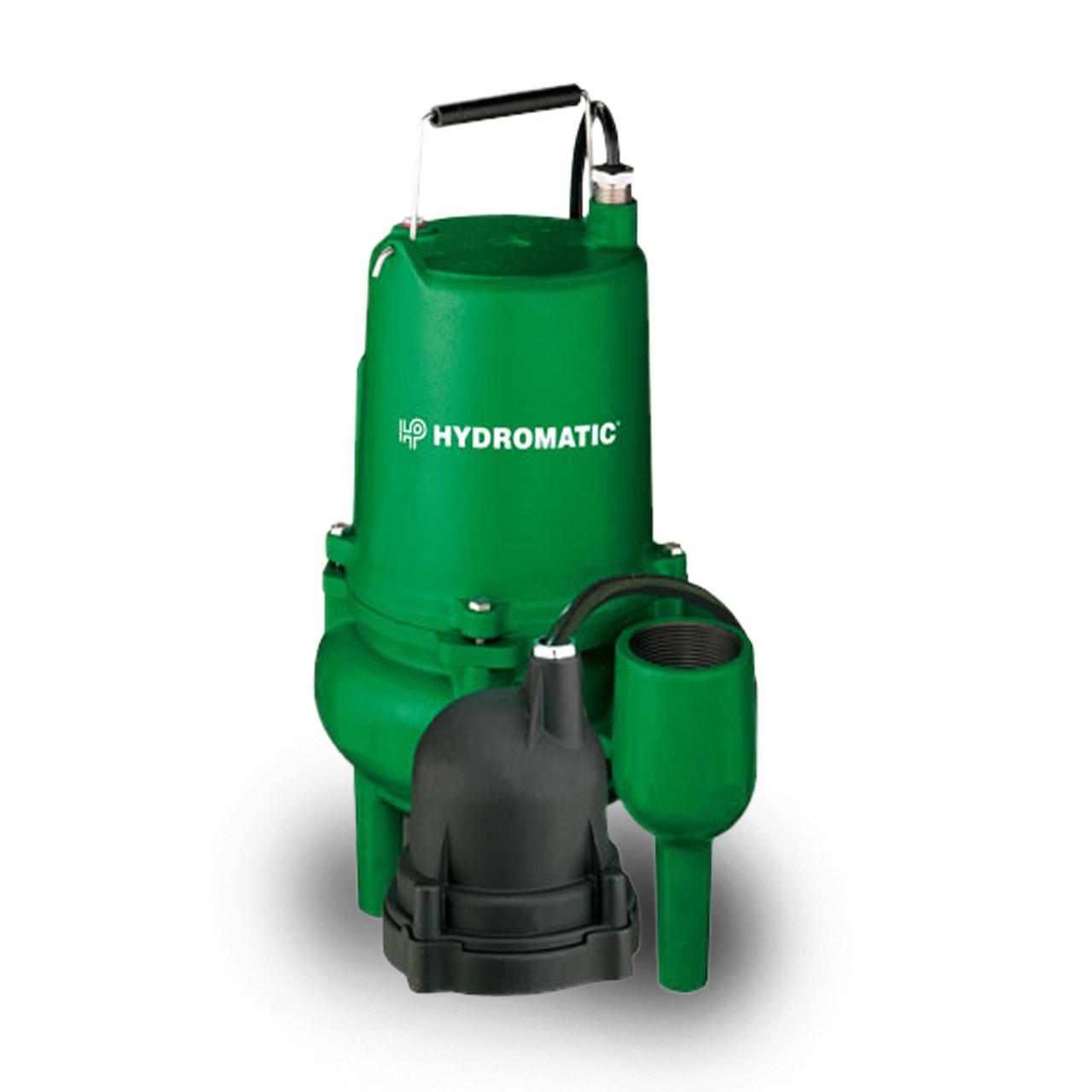 Hydromatic Pump Hydromatic Sp40a1 Submersible Sewage