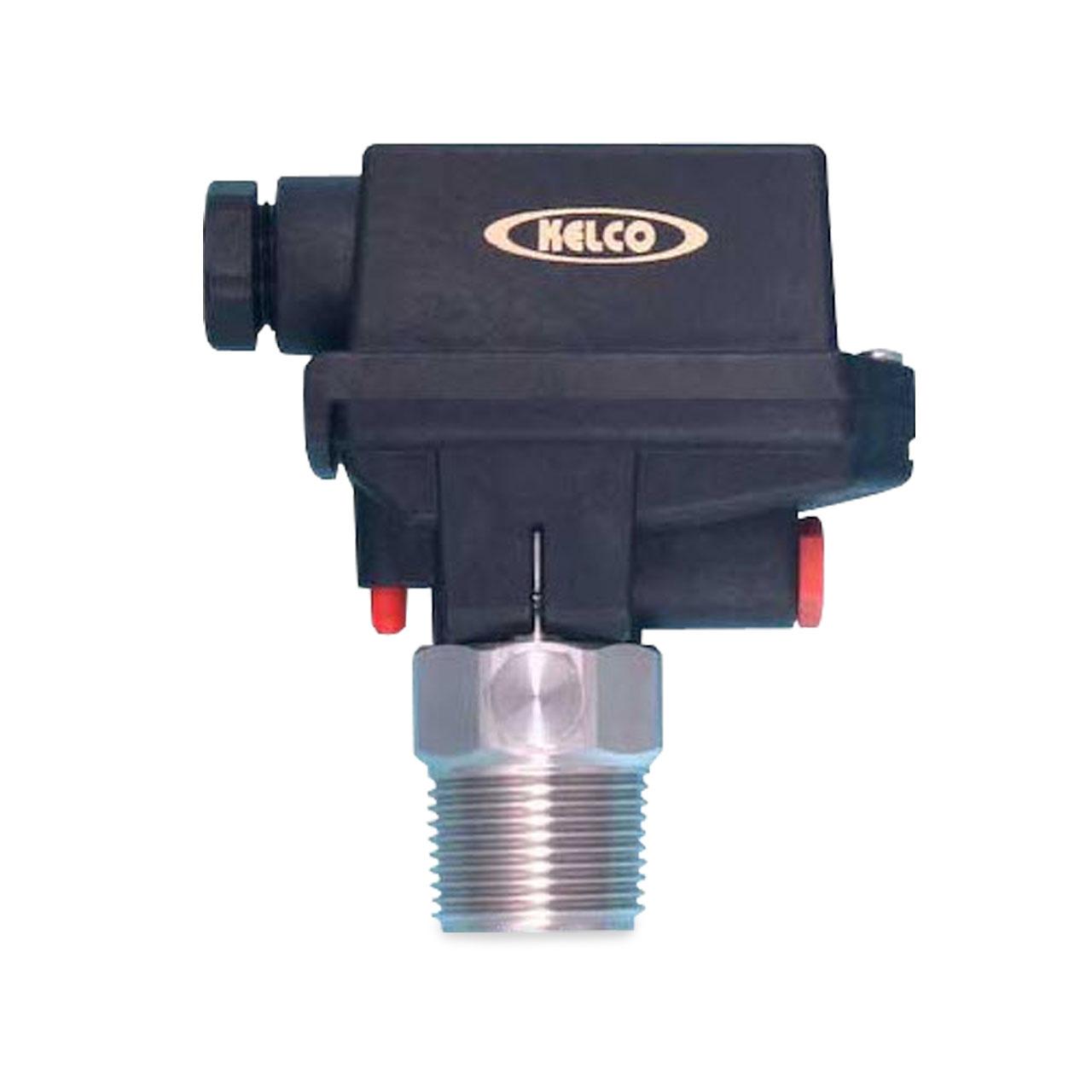Inline Float Switch : Kelco f series inline flow switch fec