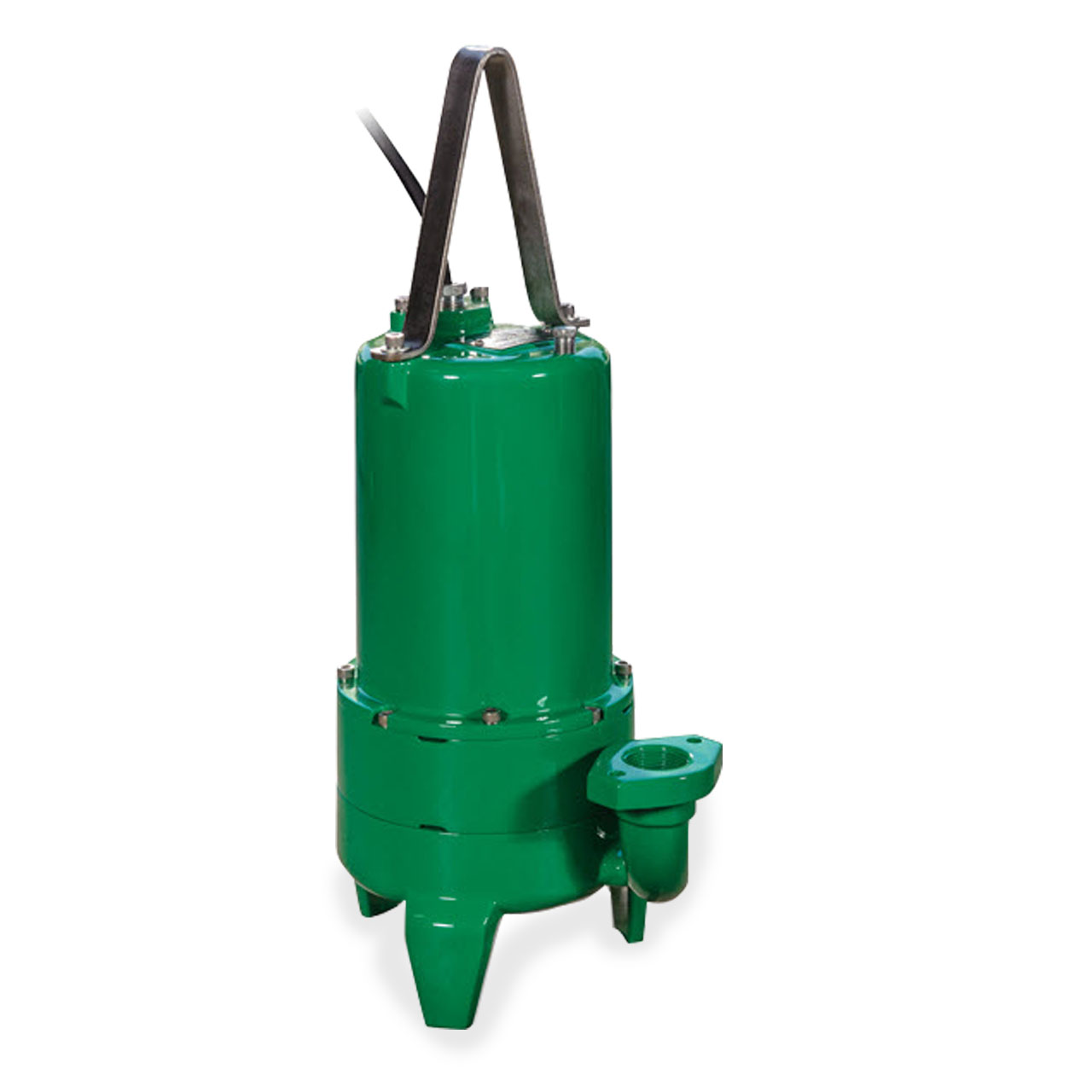 Myers - Myers VRS20M-21 VR2 Residential Submersible Grinder Pump 2.0 HP  230V 1 PH Manual 20' Cord #MYR28200D010