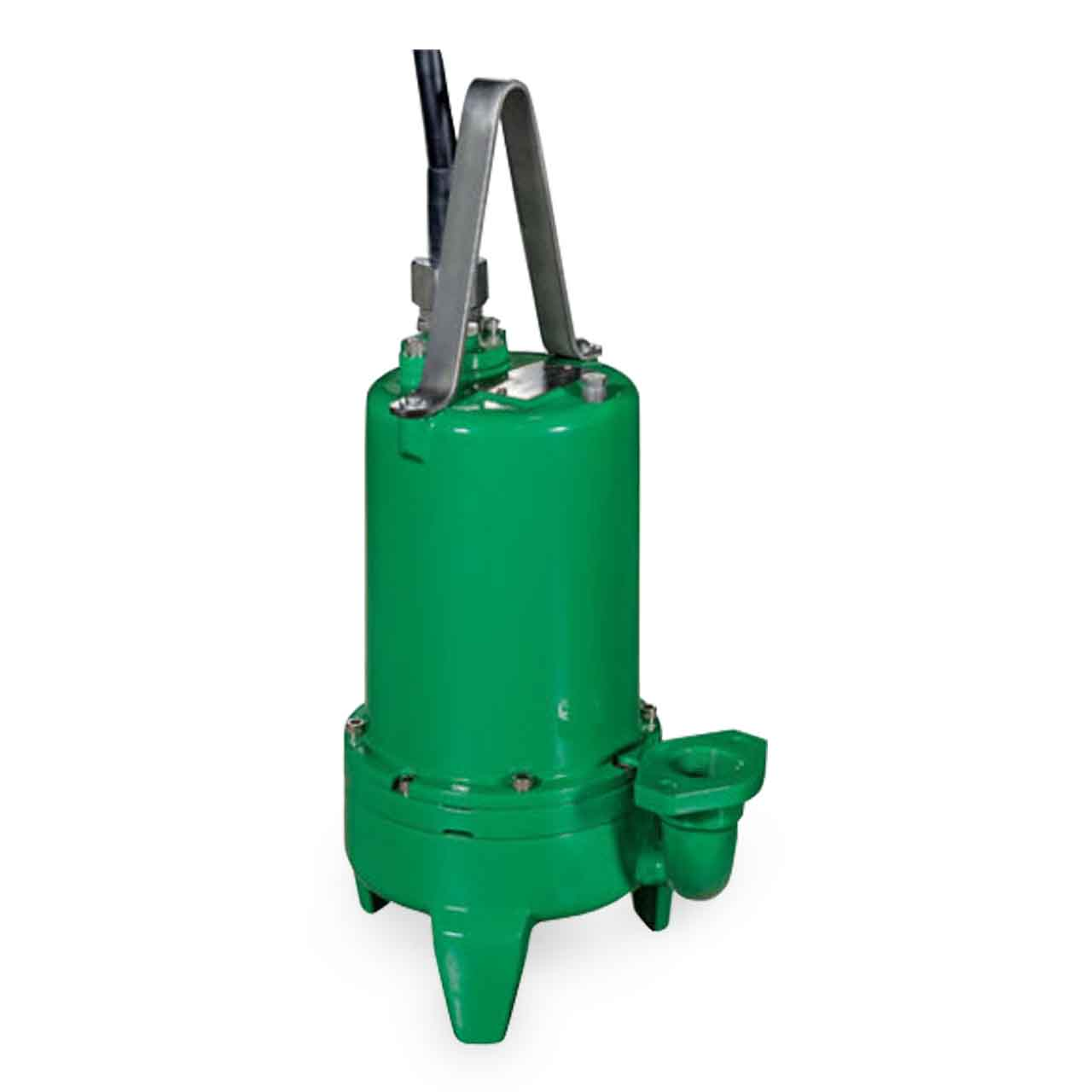 Myers - Myers VS20-23-20 V2 Grinder Pump 2.0 HP 230V 3PH 20' Standard Cord  #MYR28151D002   Myers Grinder Pump Wiring Diagram      RC Worst & Co.