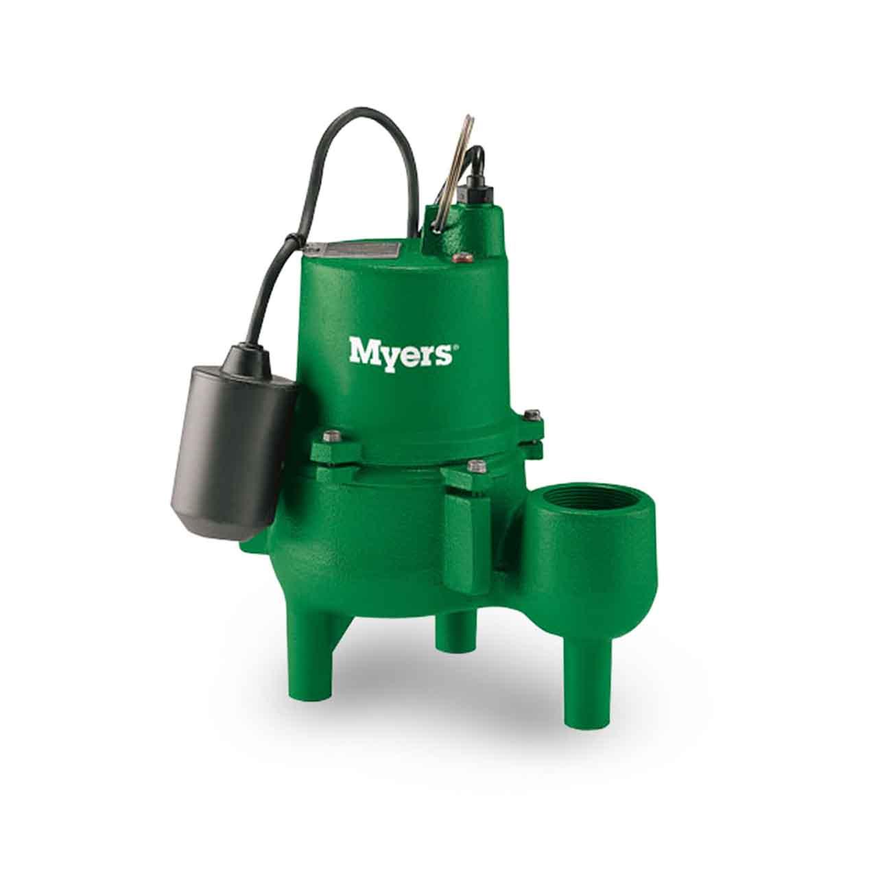 myers myers srmmc sewage pump hp v ph cord manual myers myers srm4m1c sewage pump 0 4 hp 115v 1 ph 20 cord manual myrsrm4m1c