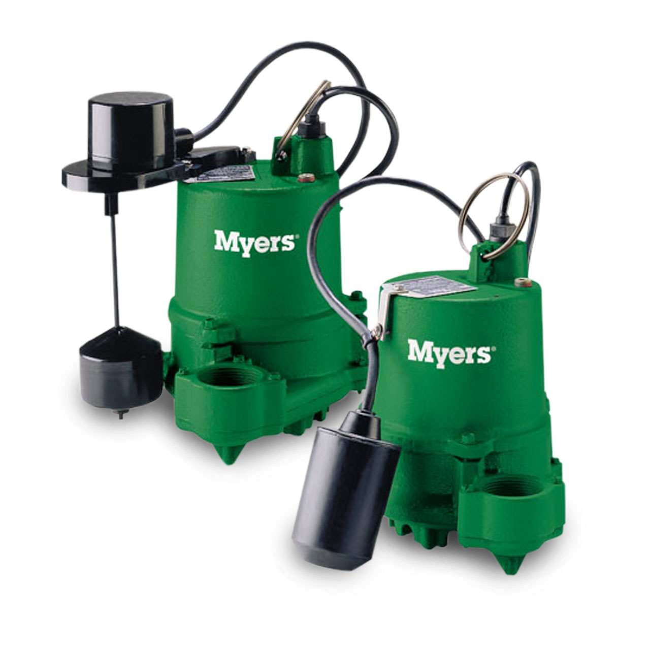 Myers Myers Ssm33ip 1 Sump Pump 0 33 Hp 115v 10 Cord
