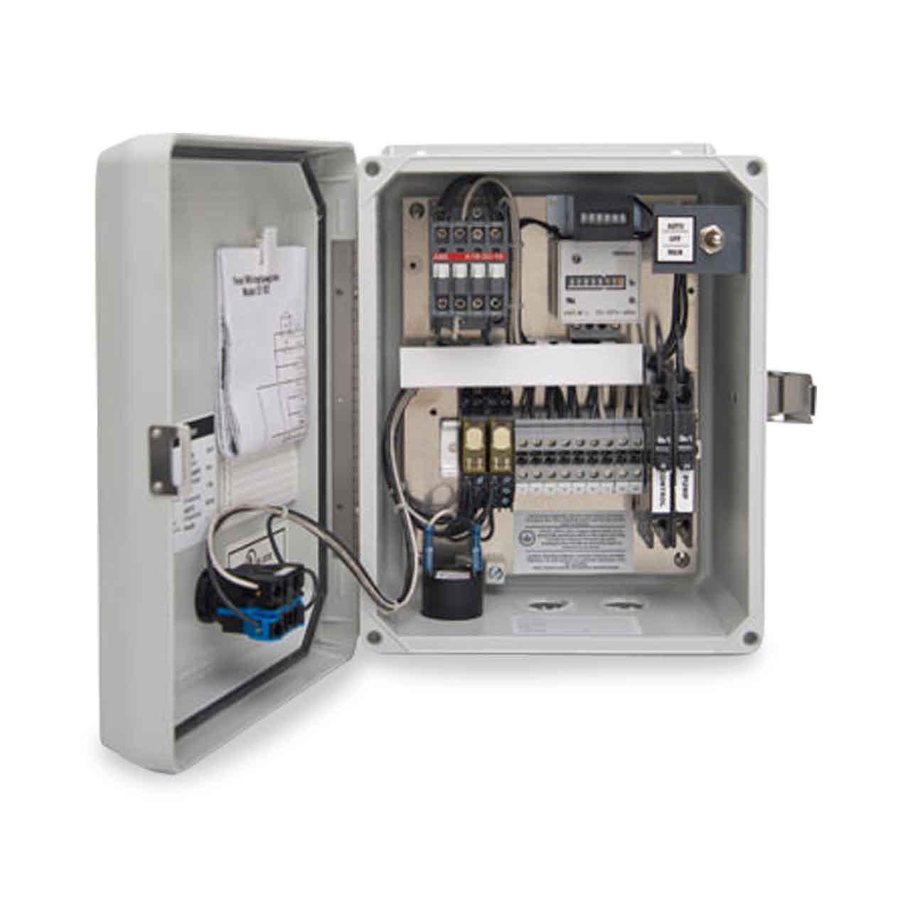 [DIAGRAM_3US]  Simplex Control Panel | Sewage Pump Control Panel | Wiring Diagram Septic Control Relay |  | RC Worst & Co.