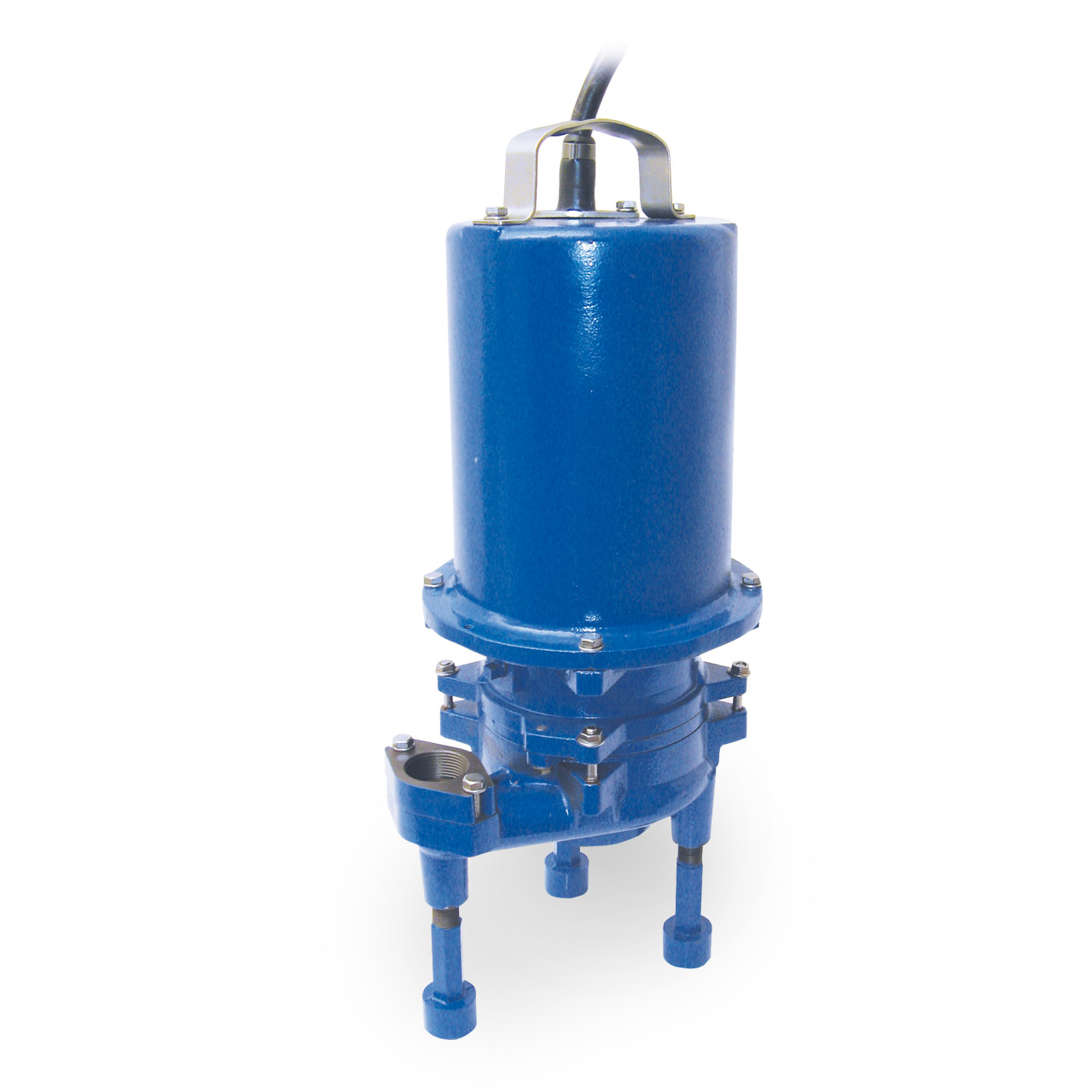 Power Flo Power Flo Pfg2042hh Grinder Pump 2 Hp 460v 3ph