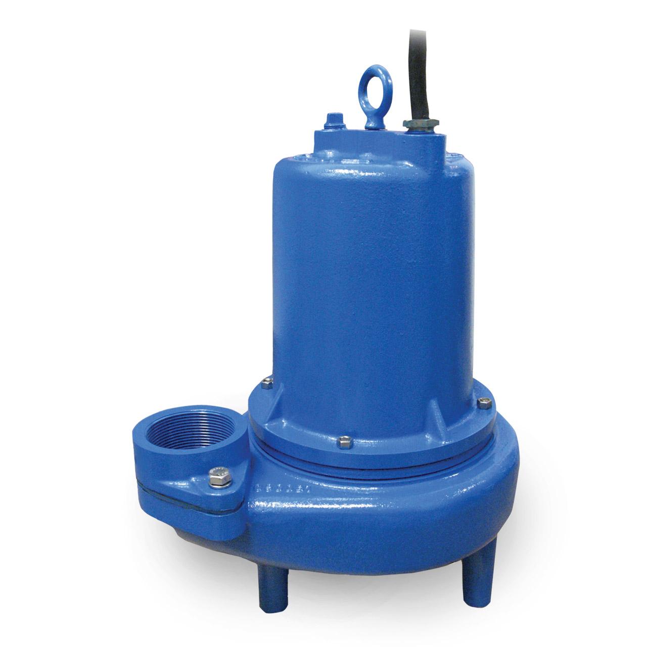Power Flo Power Flo Pfse1074 Sewage Pump 1 0 Hp 230v 1ph