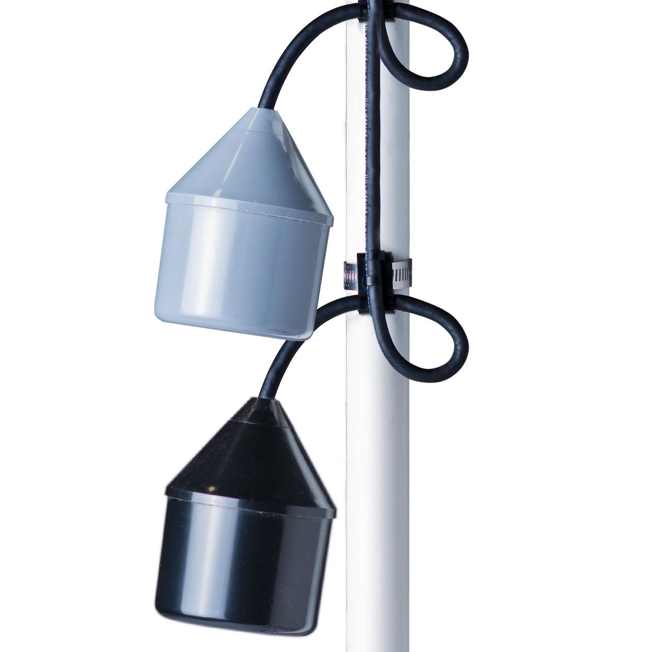 sje rhombus sje rhombus dfd double float pump switch v pump sje rhombus sje rhombus 15dfd double float pump switch 120v pump down 15 cord w plug sje1002022