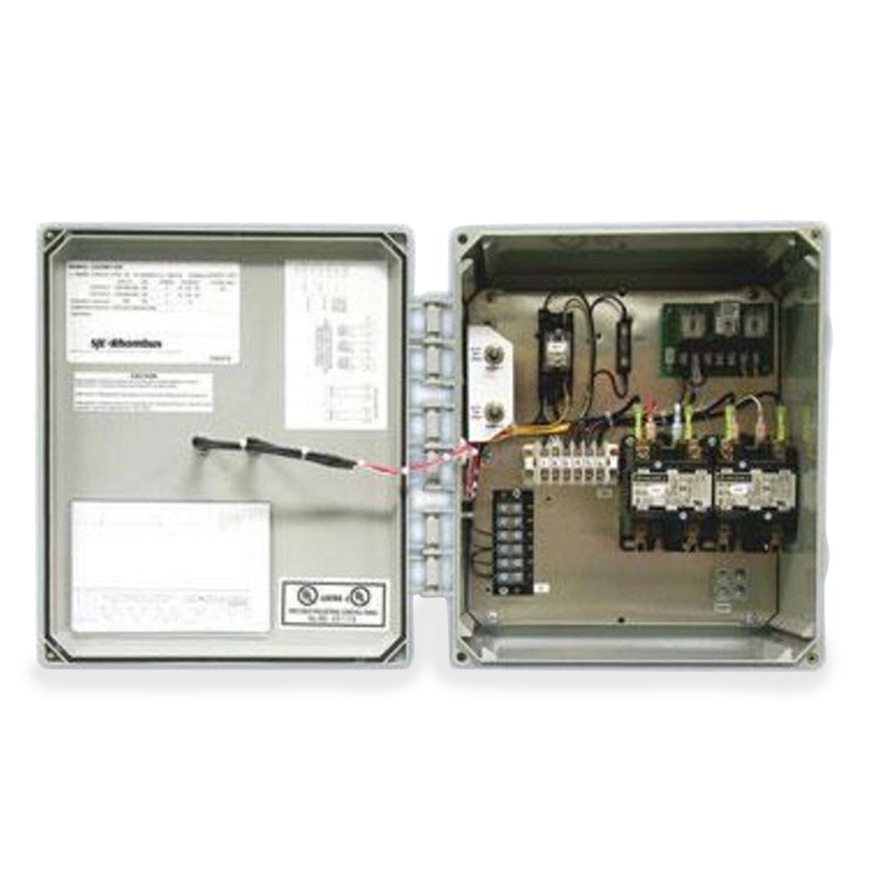 Sje Rhombus Model 126 Duplex Alternating Single Phase Little Giant Grinder Pump Wiring Diagram Water Well Control Cp Sje126