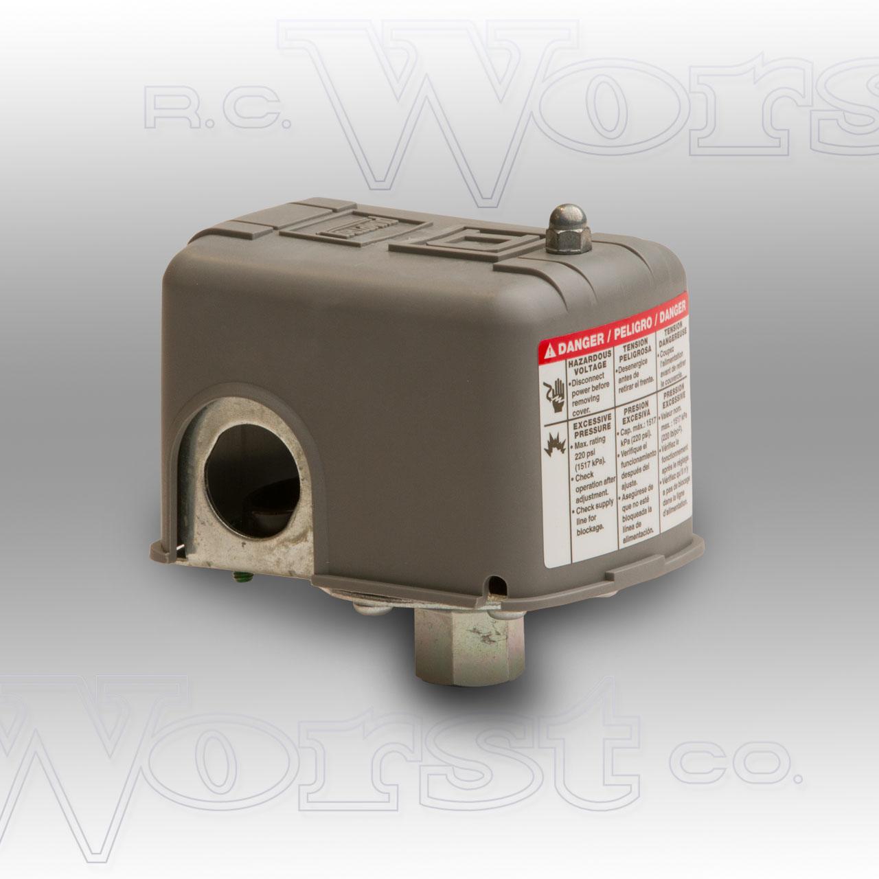 Well Pump Pressure Switch Wiring Diagram View Diagram Well Pressure