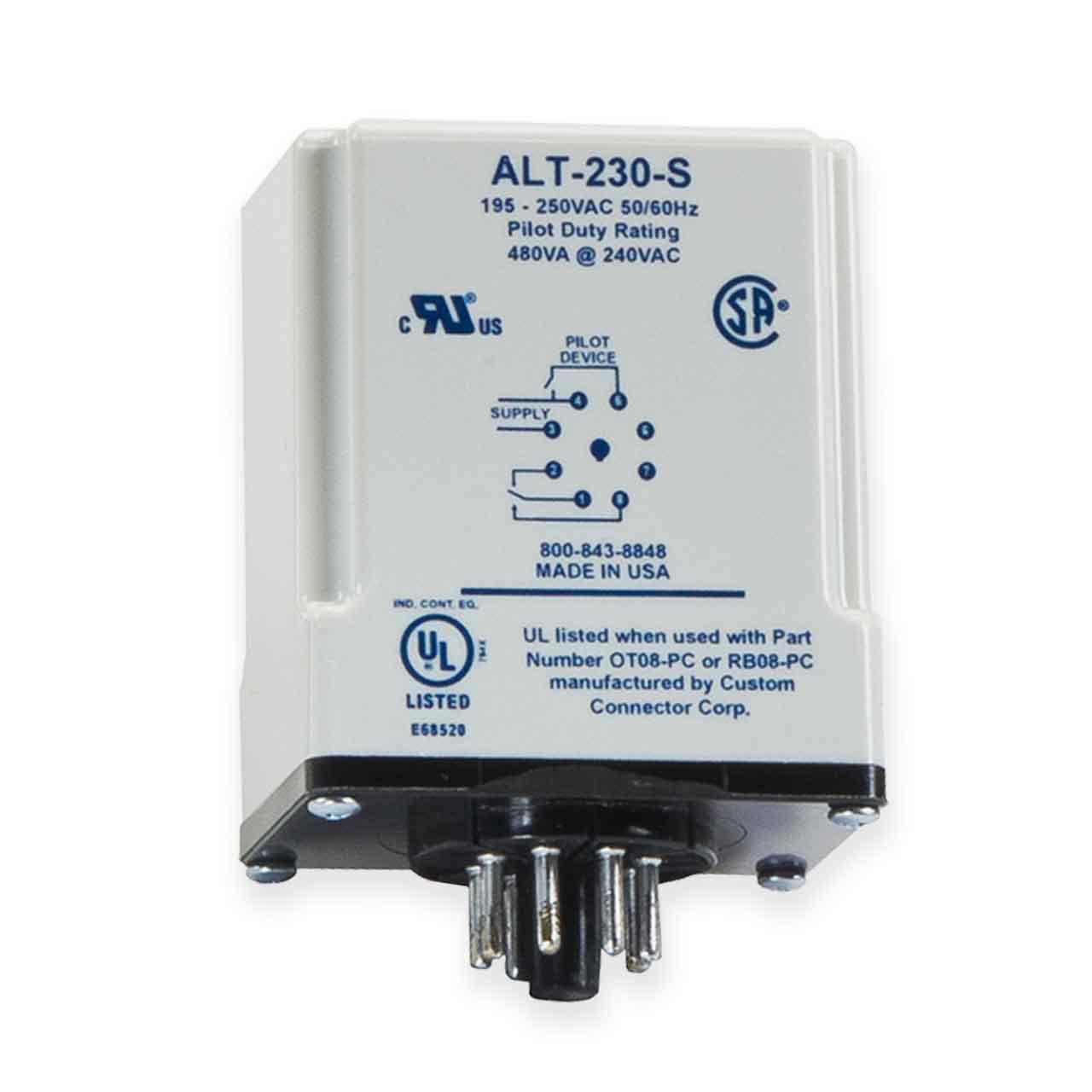 Alternating Pump Relay