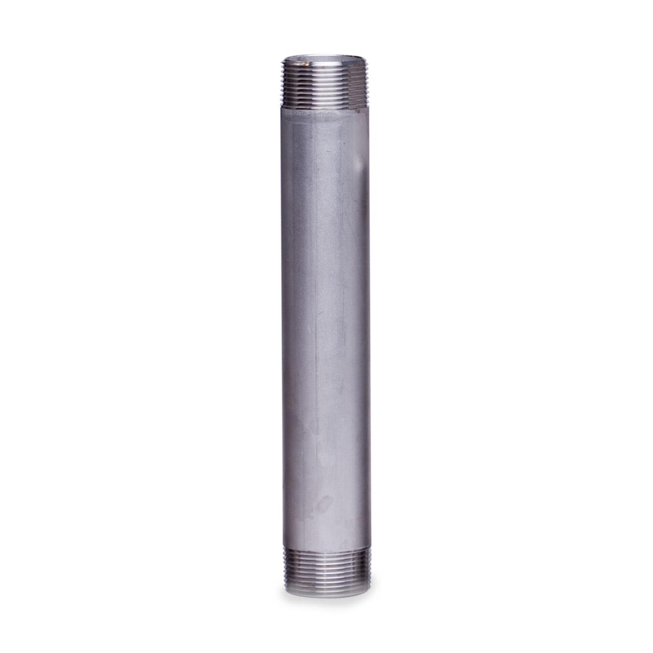 Schedule stainless steel pipe nipple