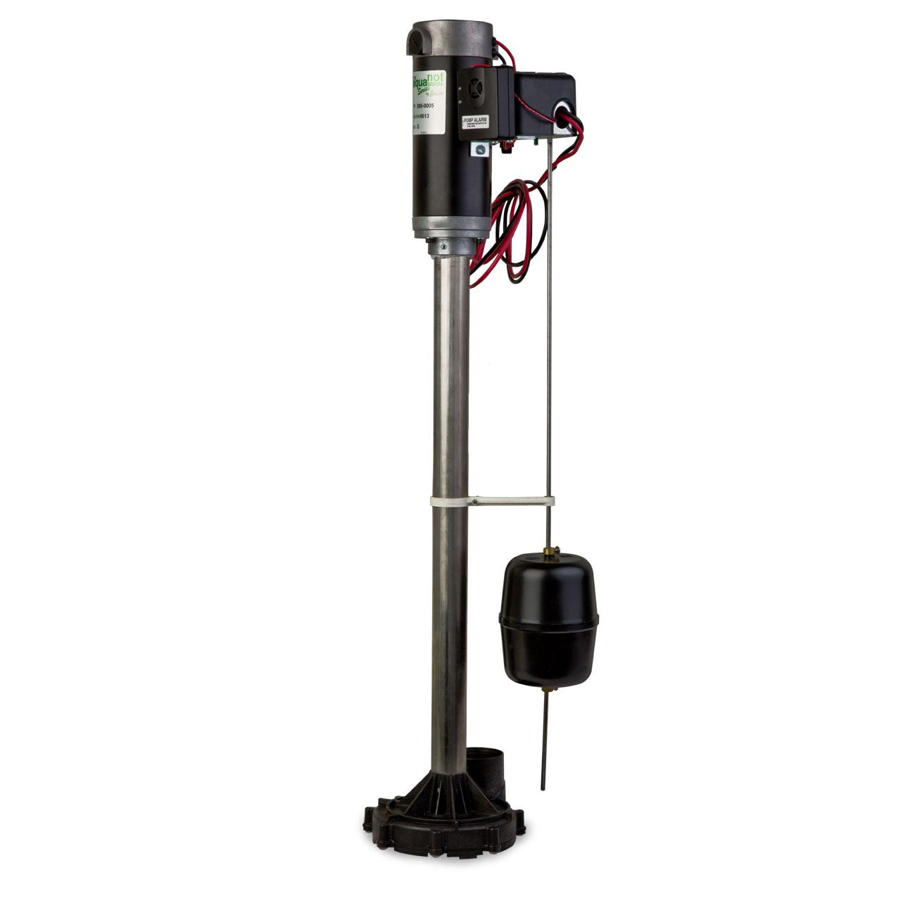 Zoeller Zoeller 585 0005 Quot Aquanot Ii Quot Backup Pump System