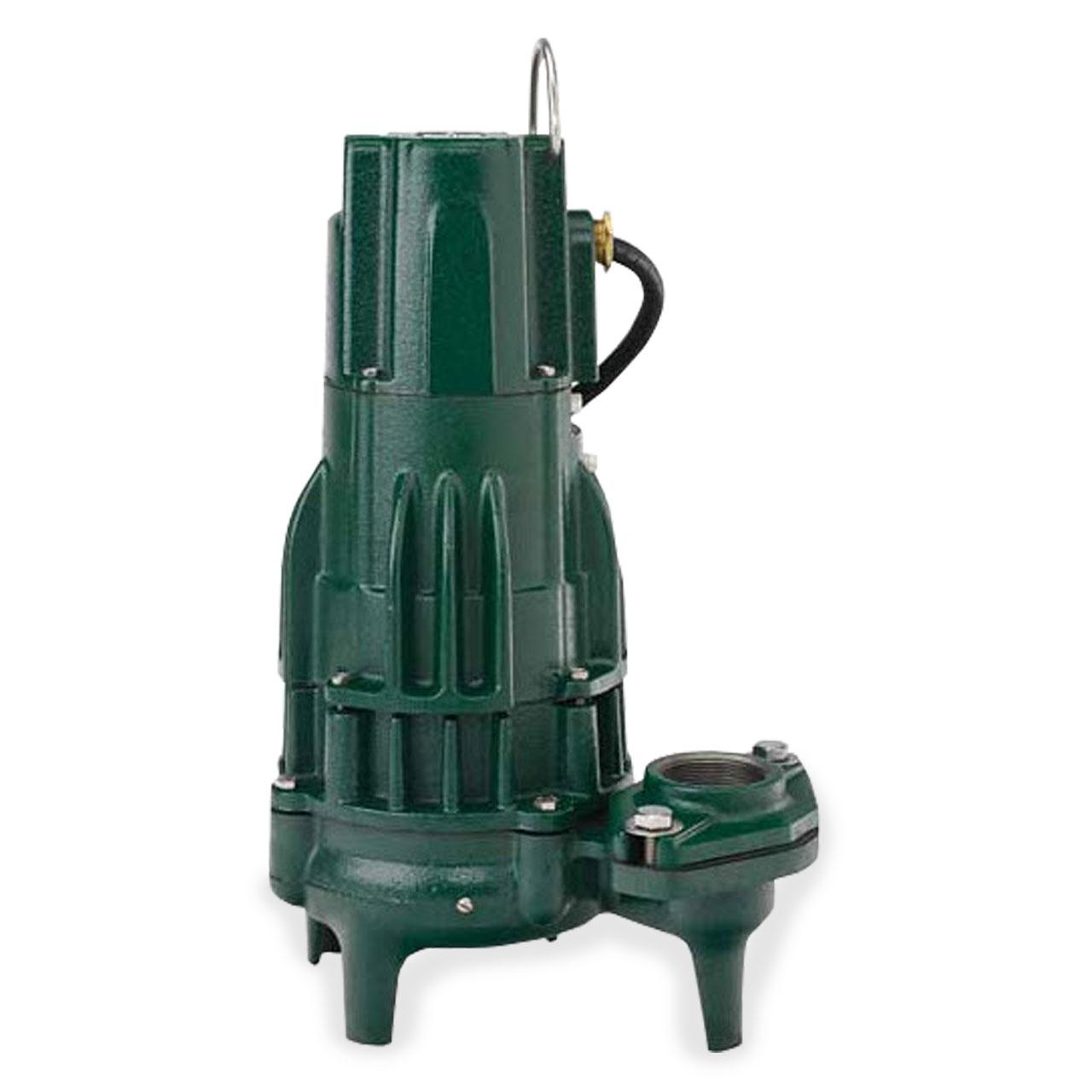 Zoeller 294 0004 Model E294 High Head Sewage Dewatering Septic Pump Control Box Wiring Diagram Free Picture 15 Hp 230v 1ph 20 Cord Manual Zlr294