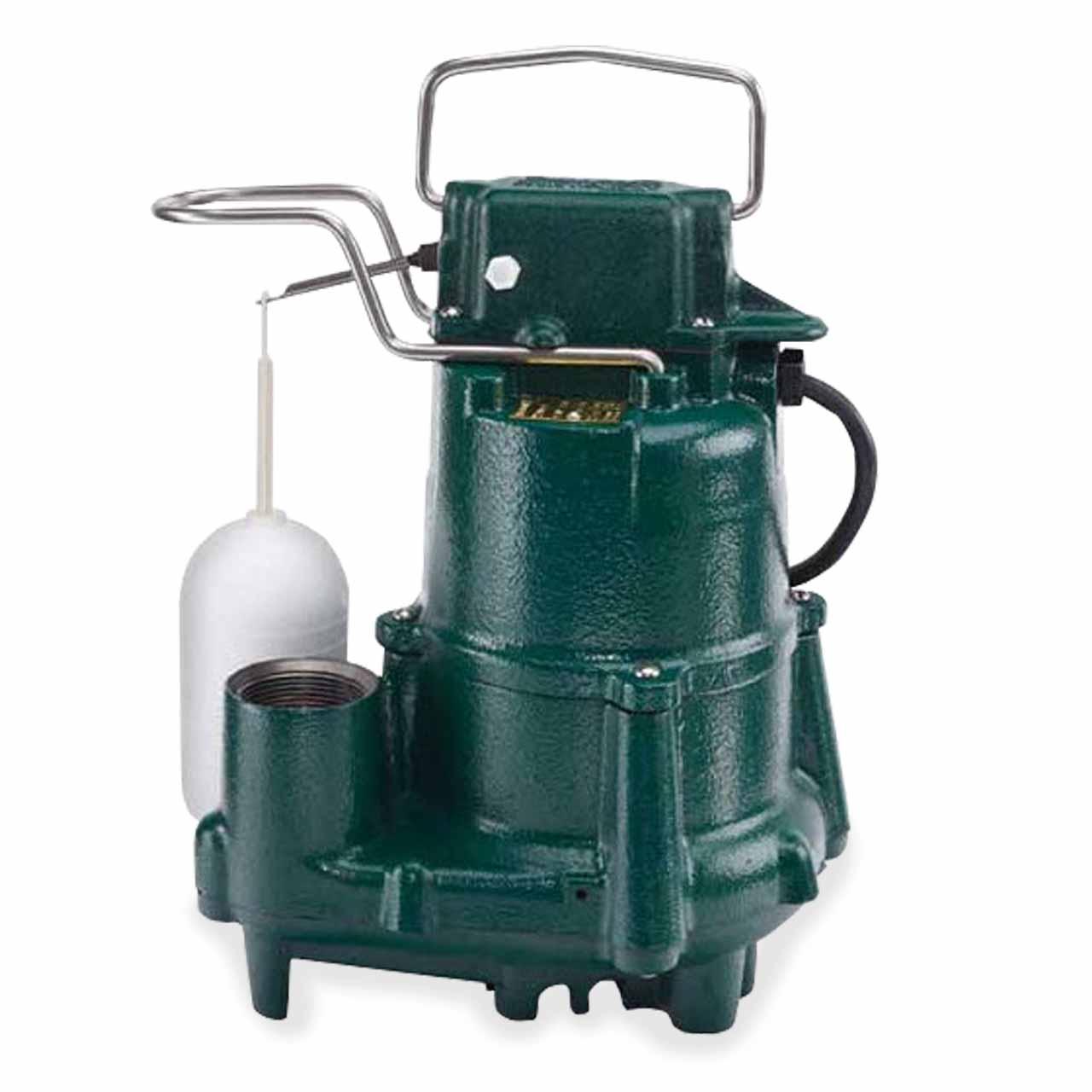 Zoeller Zoeller 98 0003 Model D98 Sump Amp Effluent Pump 0