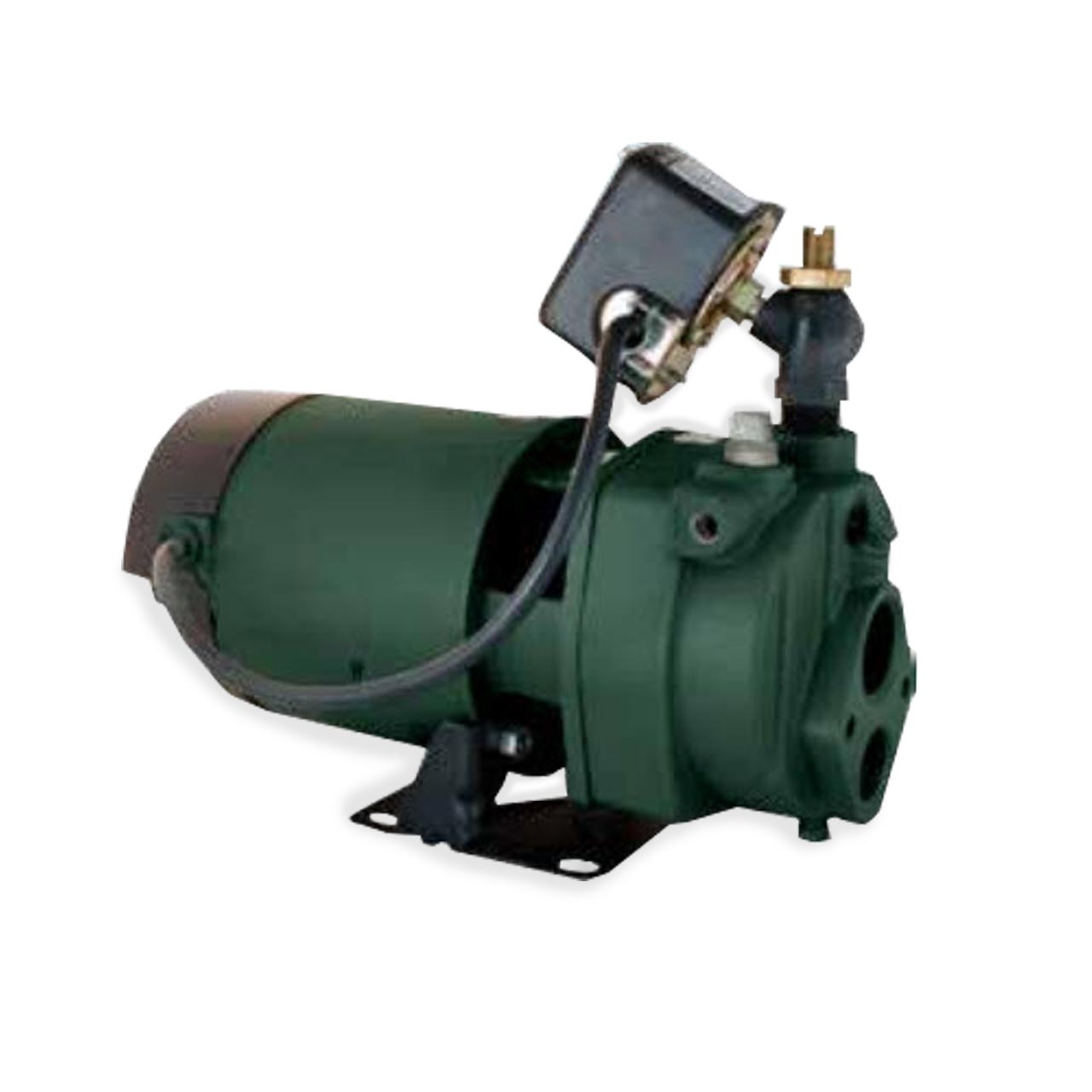 Zoeller zoeller 462 0006 model 462 convertible deep well for How to test well pump motor