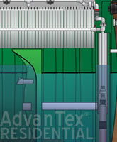 Advantex 174 Residential Wastewater Treatment Systems