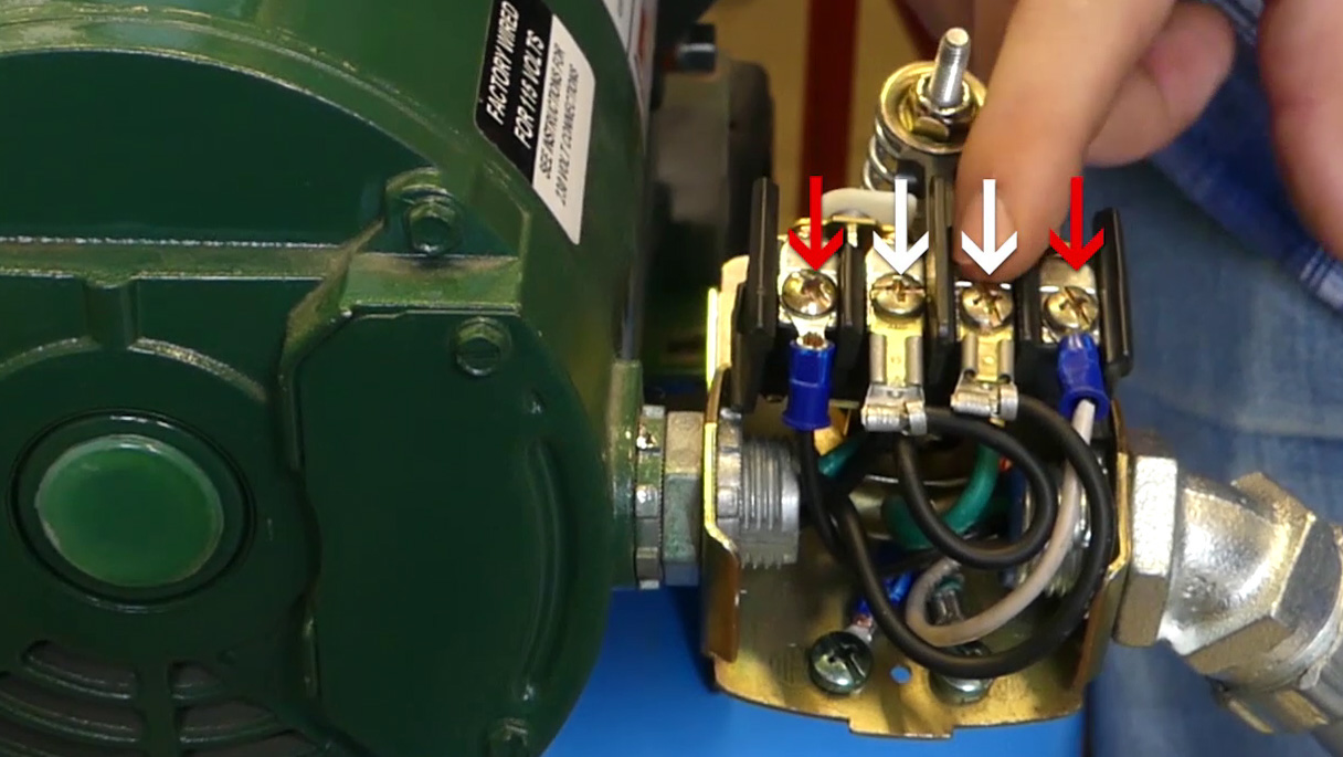How to Install and Wire a Pressure Switch | Pump Control Box Wiring Diagram Adjustment Settings |  | RC Worst & Co.