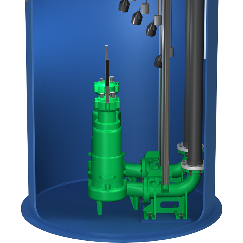 Lift Stations By Afs Provide A Complete Custom Solution To