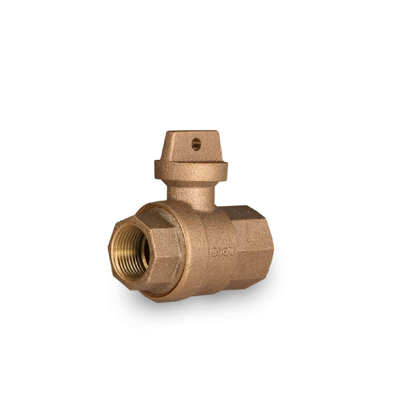 "A.Y. McDonald 6101 Flathead Curb Stop Ball Valve FNPT X FNPT 1"" Brass Brass valves, service fittings, brass fittings, A.Y. McDonald Valves, A.Y. McDonald Service Fittings, polylock fittings, ford fittings, ball valves, brass ball valves"