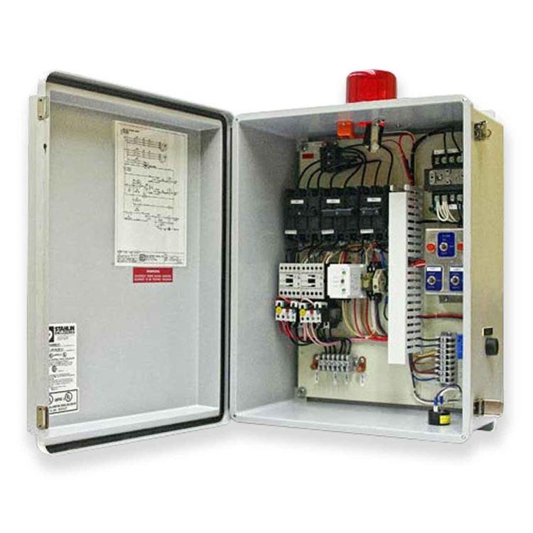 Barmesa Pumps Barmesa Bp23d4xnm040 Duplex Control Panel