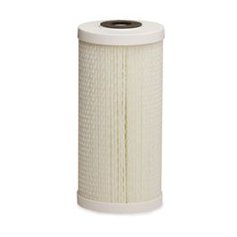 "BII 14-GPPE1-01 Pleated Polyester Cartridge 4.5"" X 9-7/8"" 1 Micron Culligan HD-950, Pentek ECP1-BB, Pentek ECP, pleated poly filter, 5 micron string filter, sediment filtration, filter, sediment filter, housing, 4.5X10, 4X10, filtration, 1 micron filter, whole house filter, sediment filter, 4X10 filter, 4"" filter, 4"" x 10"" filter, 4.5 X 9-7/8 filter"