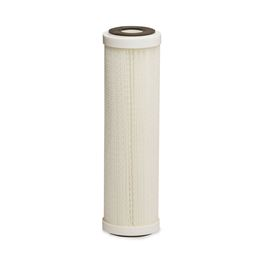 "BII 14-PPE1-01 Pleated Polyester Cartridge 2.5"" X 9-7/8"" 1 Micron Culligan HD-950, Pentek  ECP1-10, Hydronix SPC-25-1001, Pentek ECP, pleated poly filter, 1 micron string filter, sediment filtration, filter, sediment filter, housing, 2.5X10, 2.5X10, filtration, 1 micron filter, whole house filter, sediment filter, 2X10 filter, 2.5"" filter, 2.5"" x 10"" filter, 2.5 X 9-7/8 filter"