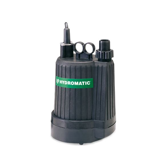 Hydromatic Pump Hydromatic Hup Submersible Utility Pump