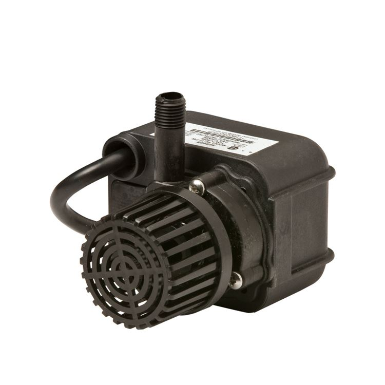 Little giant little giant pe 1f pw 170 gph pond pump for Large pond water pump