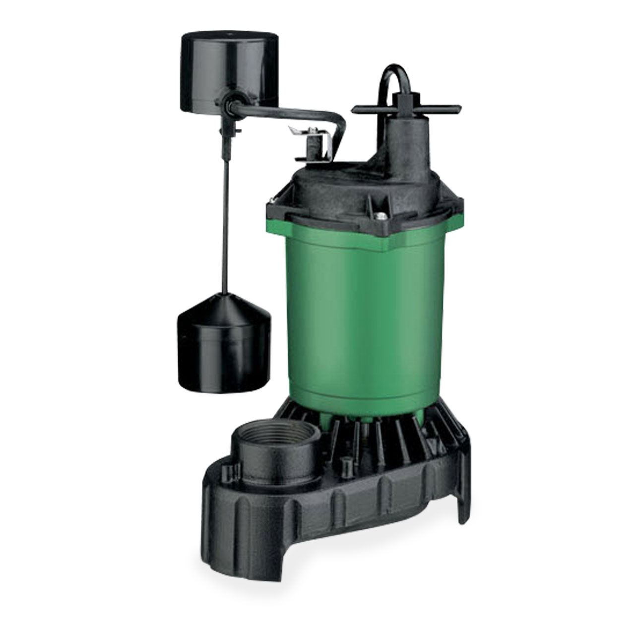 Myers Submersible Sump Pump MS33PV1 0.33 HP 115V 8