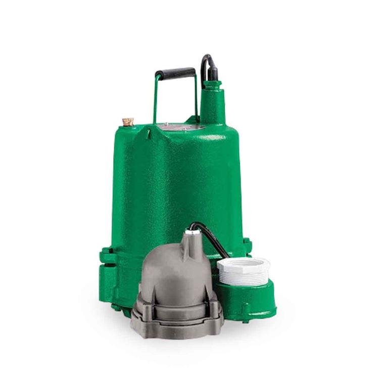 myers myers meospm submersible effluent pump hp v ph myers meosp50m1 submersible effluent pump 0 5 hp 115v 1ph 20 cord manual prev next