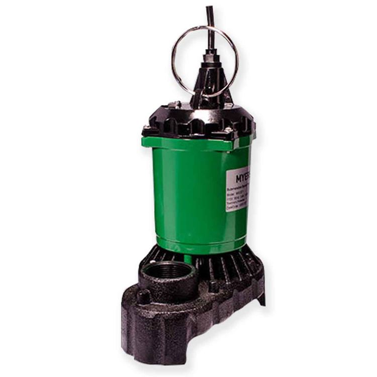 myers myers submersible sump pump ms33m20 0 33 hp 115v 20 cord myers submersible sump pump ms33m20 0 33 hp 115v 20 cord manual prev next