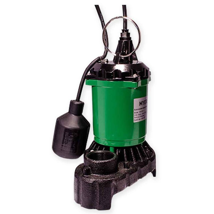 Myers Submersible Sump Pump MS33T10 0.33 HP 115V