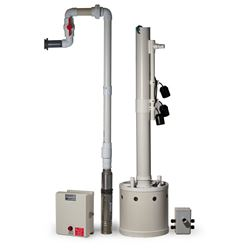 Orenco EasyPak BEP10TDD Pump Package 10 gpm Timed Dose Effluent pump package, Effluent pump, effluent screen, effluent vault, orenco package, orenco pump package
