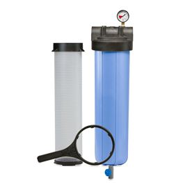 "Pentek 150337 PBH420 20"" Bag Filter Vessel 1.5"" Inlet/Outlet bag filters, filter assemblie, bag, Filters, filter housings, big blue housing, 4X10, filtration, whole house filtration"