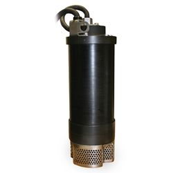 Power-Flo PF01034 Submersible Dewatering Pump 0.75 HP 460V 3PH 25 Cord Power-Flo, PFPF01034, PF01034, Decorative, Dewatering, Submersible Fountain Pump, Continuous Duty,