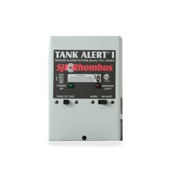 SJE-Rhombus Tank Alert I Alarm System 120V No Float pump alarm, basin alarm, alarm float, alarm panel, high water alarm, low water alarm, float, pump switch, control switch, wide angle float, SJ Electro, SJ Electro pump switch, pump float, float switch, signal float, 1002235