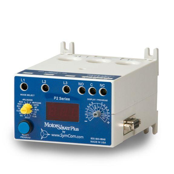 Symcom Symcom 777 Lr Kw Hp P2 Pump Monitor Overload