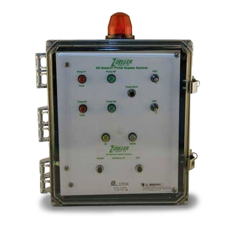 Zoeller Zoeller 10 2150 Oil Smart Duplex Control Panel