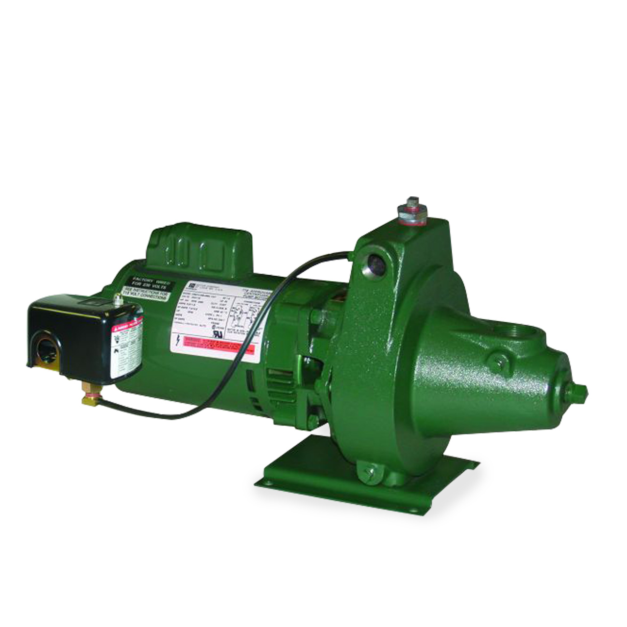 Shallow Well Jet Pumps