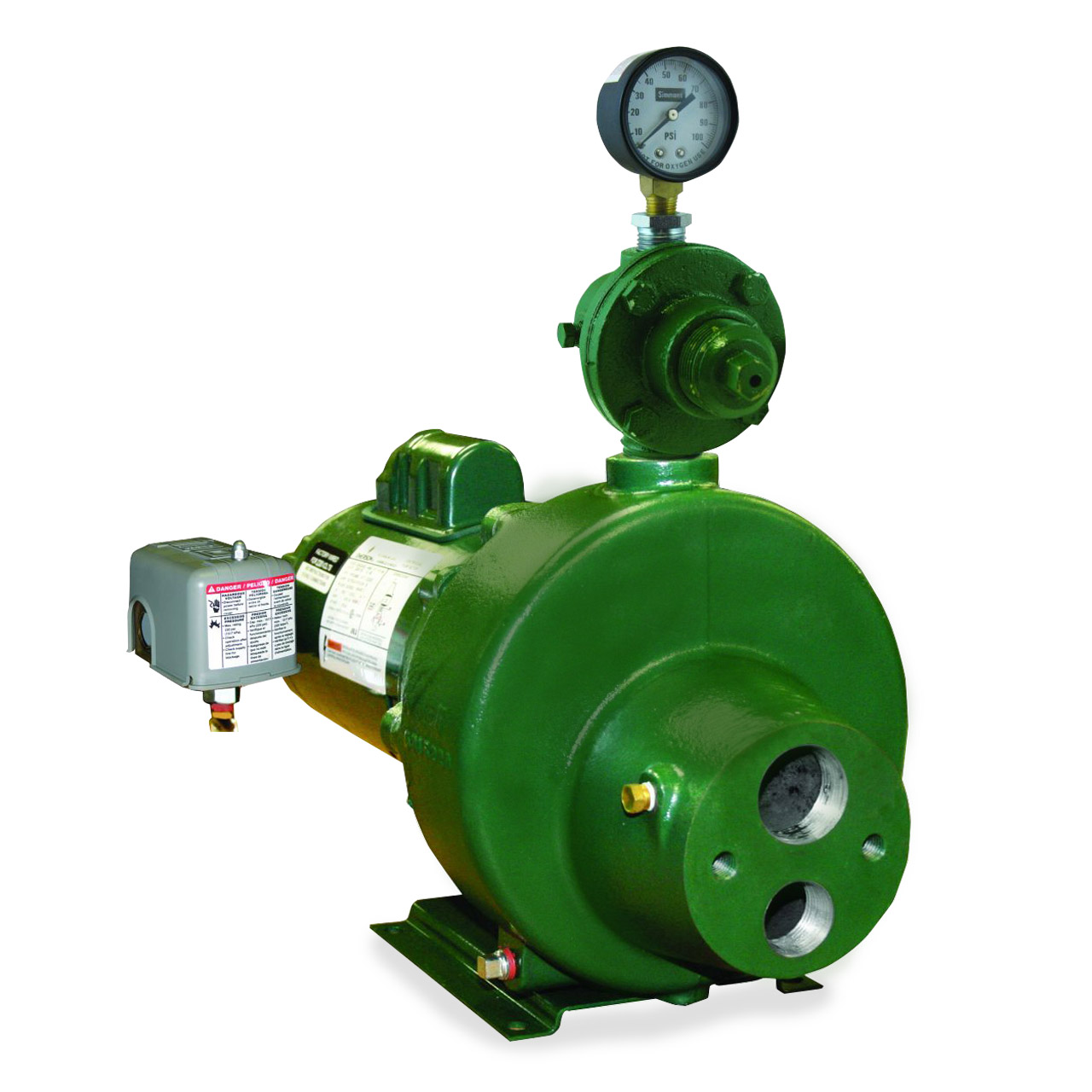 Multi Stage Jet Pumps